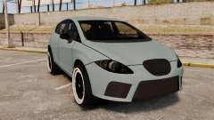 Seat Leon Gtaciyiz for GTA 4