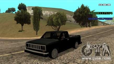 NEW Bobcat for GTA San Andreas