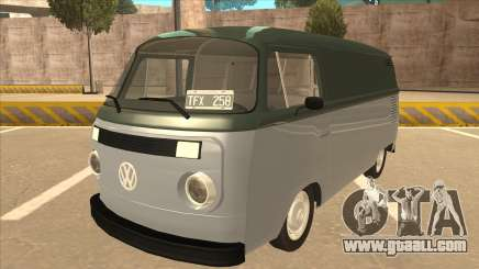 VW T2 Van for GTA San Andreas