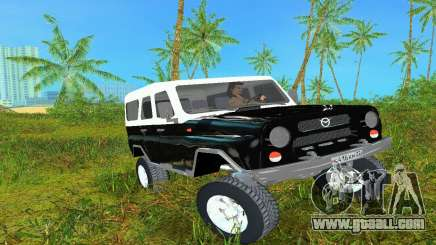 UAZ 3151 for GTA Vice City