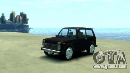 VAZ 2121 Niva for GTA 4