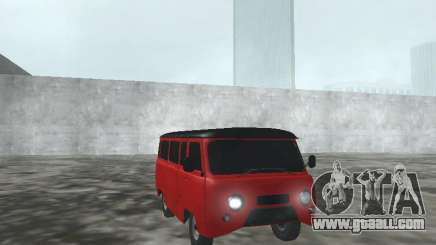UAZ 22069 for GTA San Andreas