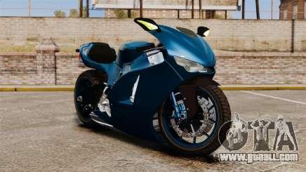 Ducati Desmosedici RR 2012 for GTA 4