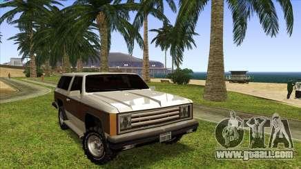 Rancher Bronco for GTA San Andreas