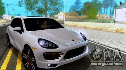 Porsche Cayenne Turbo S 2013 V1.0 for GTA San Andreas