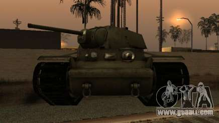 KV-1 for GTA San Andreas