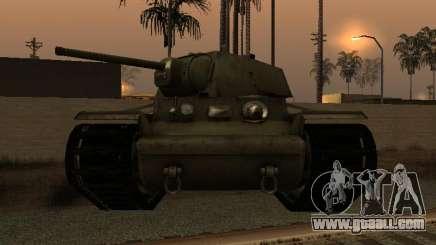 KV-1 for GTA San Andreas