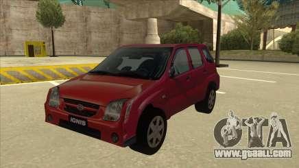 Suzuki Ignis for GTA San Andreas