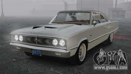 Dodge Coronet 440 1967 for GTA 4