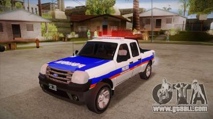 Ford Ranger 2011 Province of Buenos Aires Police for GTA San Andreas