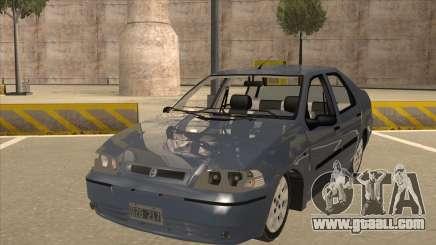Fiat Siena Ex for GTA San Andreas