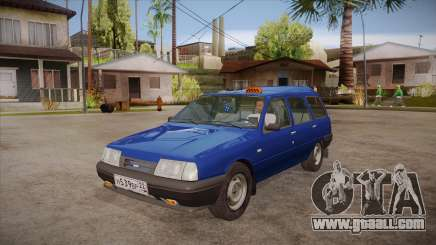 IZH 21261 Fabula BETA for GTA San Andreas