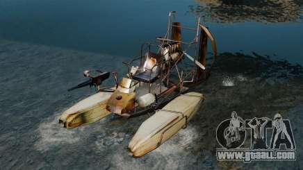 Air boat for GTA 4