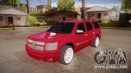 Chevrolet Tahoe LTZ 2013 Custom for GTA San Andreas