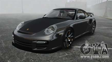 Porsche 997 GT2 2012 Simple version for GTA 4