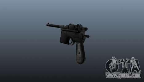 Mauser pistol v2 for GTA 4 second screenshot