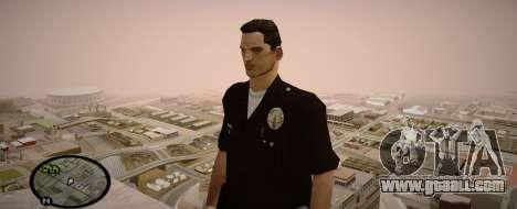 Los Angeles Police Officer for GTA San Andreas third screenshot