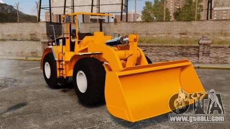 Front wheel loader Caterpillar 966 g for GTA 4