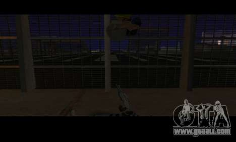 DeadPool Mod for GTA San Andreas sixth screenshot