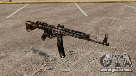 Automatic StG 44 for GTA 4