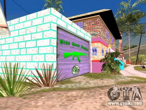 Karl House texture for GTA San Andreas fifth screenshot