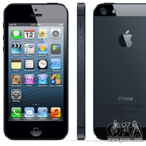 GTA V to SA: Iphone 5 for GTA San Andreas second screenshot