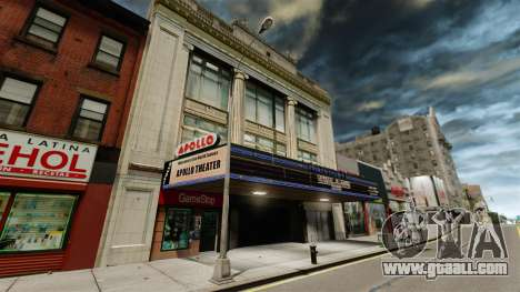 Real stores v2 for GTA 4