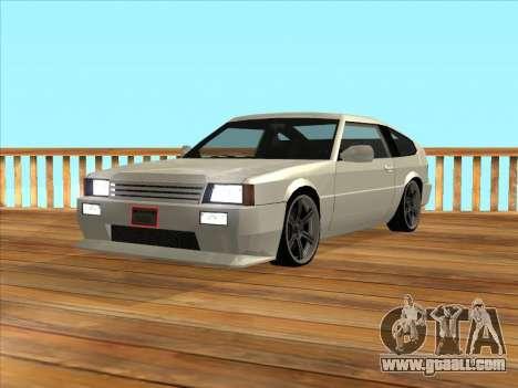 Blista Compact for GTA San Andreas