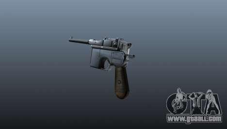Mauser gun v1 for GTA 4 second screenshot