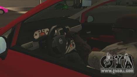 Fiat Grande Punto for GTA San Andreas wheels