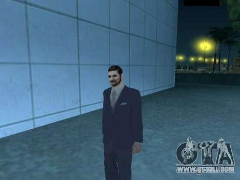 MafiaBoss HD for GTA San Andreas second screenshot