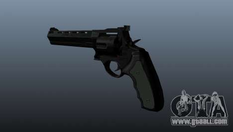 Taurus Raging Bull Revolver for GTA 4 second screenshot