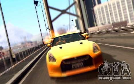 ENBSeries by egor585 V3 Final for GTA San Andreas seventh screenshot