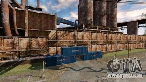 A defensive base for GTA 4 forth screenshot