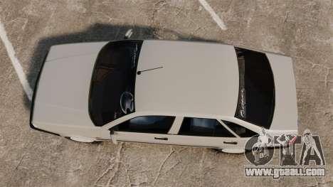 Fiat Tempra SX.A for GTA 4 right view