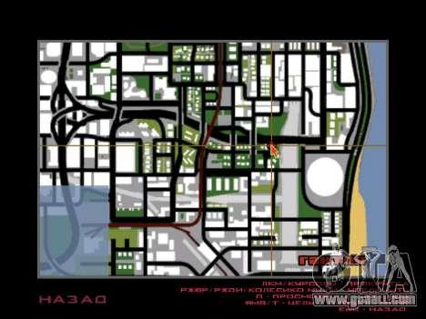 New interior 2-storeyed building CJ for GTA San Andreas twelth screenshot