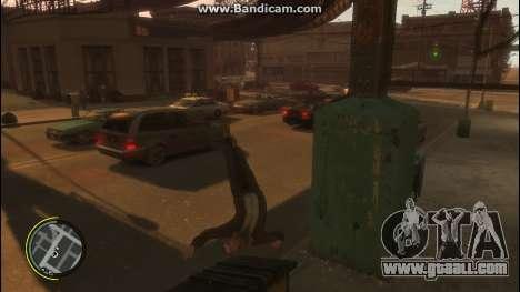 V Style for GTA 4 third screenshot