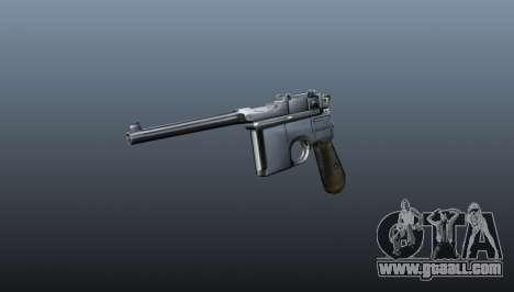Mauser gun v1 for GTA 4