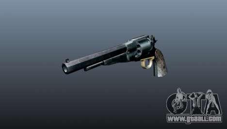Remington revolver v1 for GTA 4