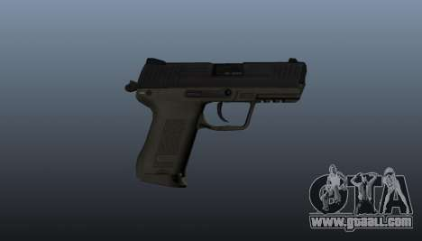 Gun HK45C v2 for GTA 4 third screenshot