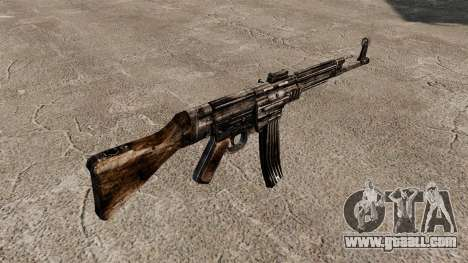 Automatic StG 44 for GTA 4 second screenshot