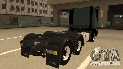 Iveco Hi-Land for GTA San Andreas right view