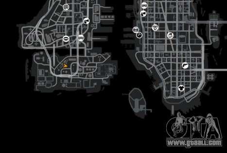 A defensive base for GTA 4 seventh screenshot