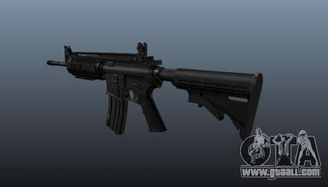 Rifle M4A1 RIS for GTA 4 second screenshot
