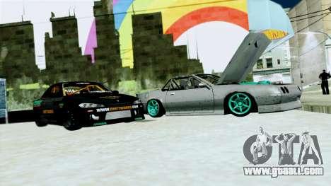 Buffalo Drift for GTA San Andreas left view