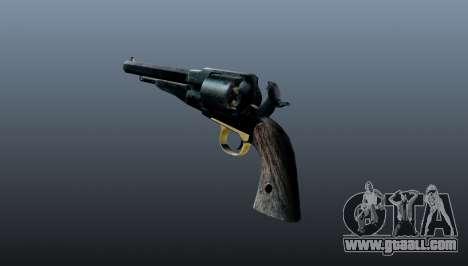 Remington revolver v1 for GTA 4 second screenshot