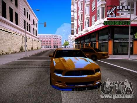 ENB by DjBeast for SA:MP Light Version for GTA San Andreas third screenshot