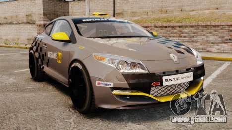 Renault Megane RS N4 for GTA 4