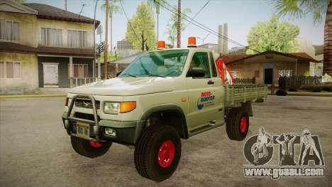 UAZ 2360 Repair water SA for GTA San Andreas