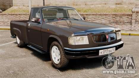 Gaz-3110 Pickup for GTA 4